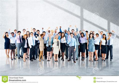 happiness team business cheerful cooperation happiness team concept stock