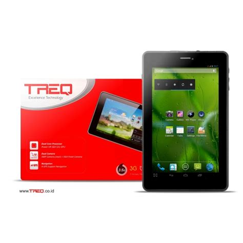 Tablet 3g Murah distributor notebook tablet accesories murah treq 3g turbo plus 8gb