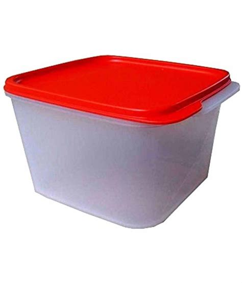 Tupper Ware Smart Saver Square 1 11l shop smart saver 2 tupperware from flipkart pepperfry snapdeal for minimum rs 305