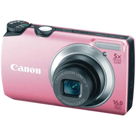Kamera Digital Canon Powershot A2300 canon powershot a2300 16 0 mp digital with 5x optical zoom silver price tracking