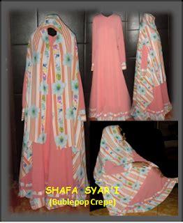 Gamis Syari Mina 1 gamis baju busana muslim trend 2016 2017 terbaru aneka stelan gamis blus jilbab koko mukena