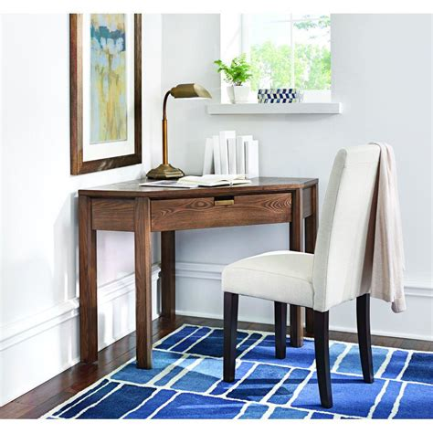 Martha Stewart Computer Desk by Martha Stewart Living Warm Chestnut Desk 9434400970
