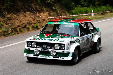 131 Fiat Rally Car Alitalia, fiat 131 mirafiori wallpapers
