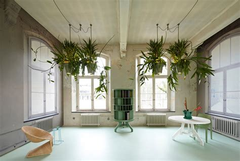 roderick vos creates hanging potted plants  provide