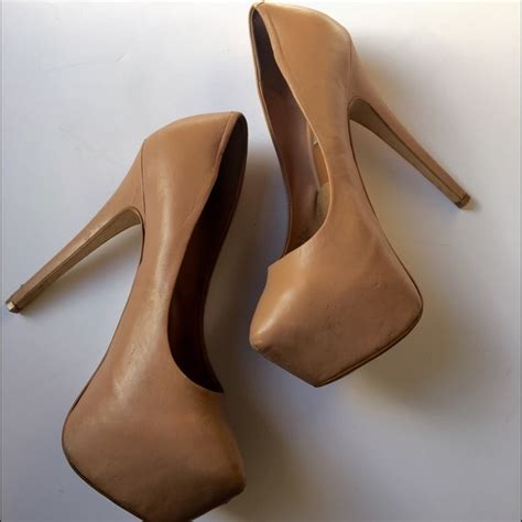 blush colored high heels 93 steve madden shoes steve madden blush colored