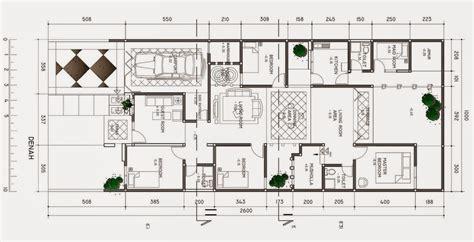 Design Interior Rumah Minimalis Type 80 | denah rumah minimalis type 36 45 54 60 70 80 100
