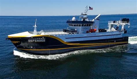defender fishing boat alaska defender new global seas