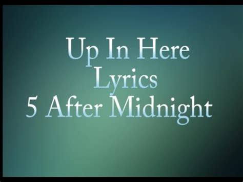up in here mp 4 85 mb 5 after midnight up in here mp3 download mp3