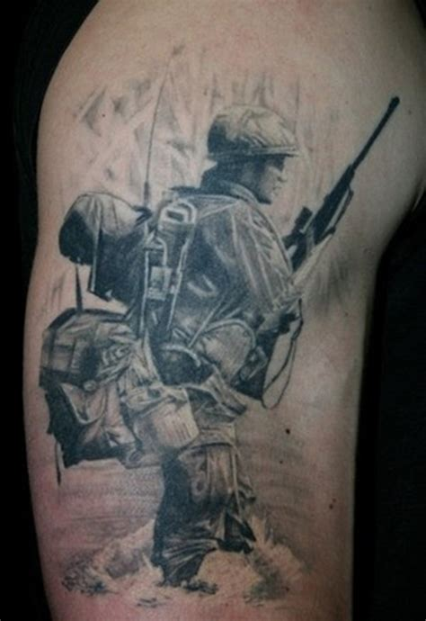 british army tattoos designs 40 army designs for