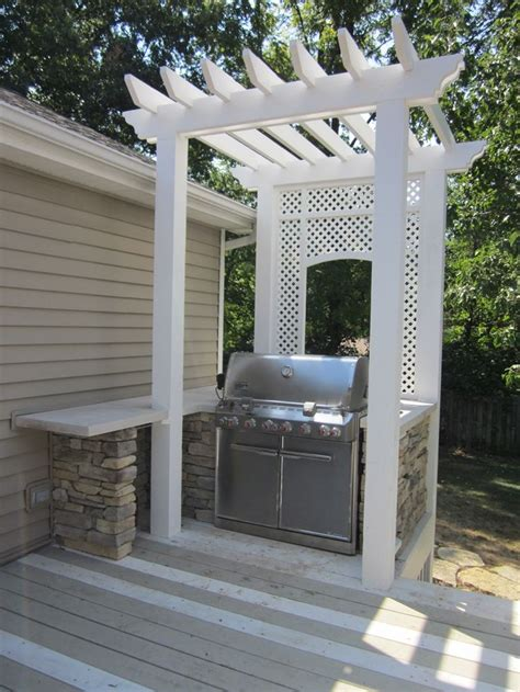 grilling porch the ultimate outdoor grilling station wae s grilling area is a disaster i love this built in