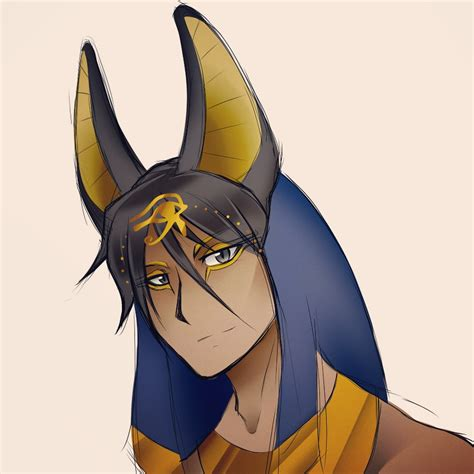 T Anime Character by Anubis Anime Character Design By Smudgeandfrank On Deviantart