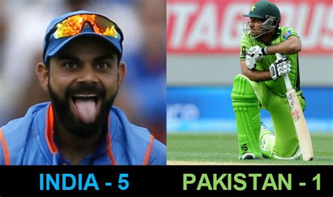 india pakistan match india vs pakistan 2017 icc chions trophy last 6