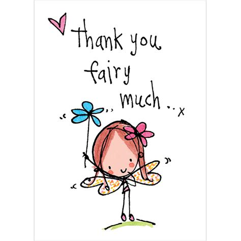 printable angel thank you cards thank you fairy much juicy lucy designs birthday