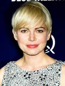 shorter hairstyles with side bangs and an angle very short haircuts with bangs for women short