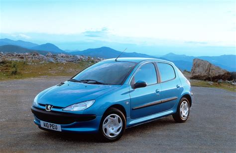 how much are peugeot cars peugeot 206 5 doors specs 1998 1999 2000 2001 2002