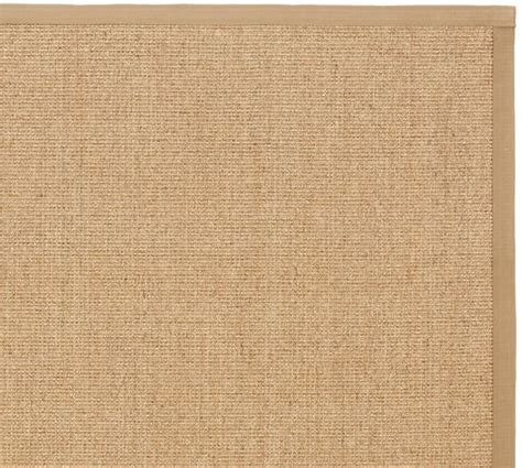 color bound sisal rugs color bound sisal rug chino pottery barn
