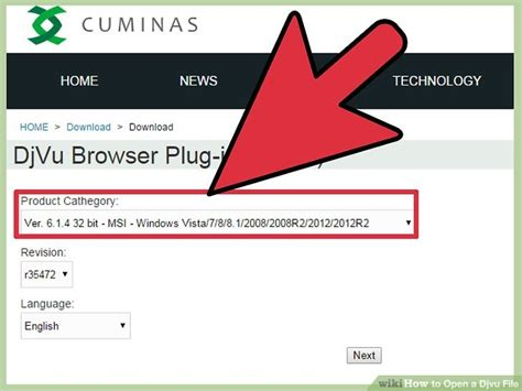djvu format open with how to open a djvu file with pictures wikihow