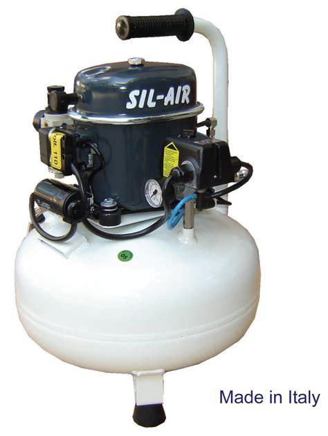 sil air 50 24 air compressor by silentaire technology