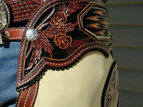 Handmade Cowboy Chaps - 1000 images about chinks chaps on custom