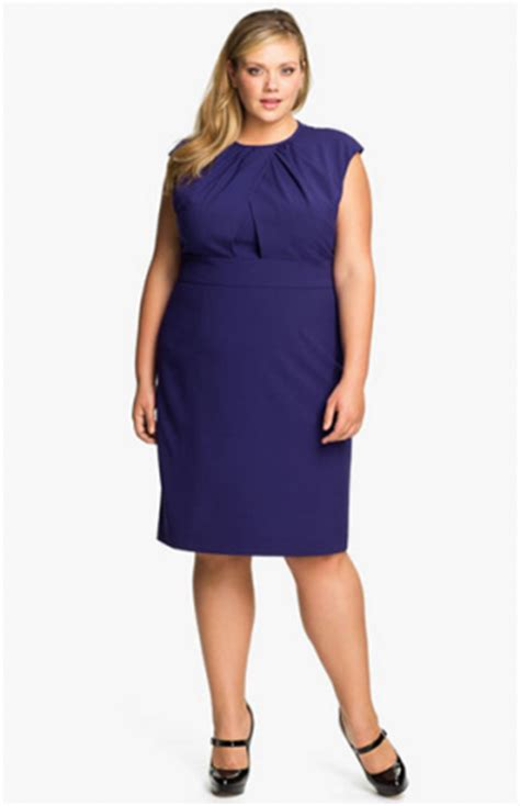 Ck Office V curve appeal where to buy plus size clothes