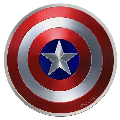 images of captain america captain america is 75 and fiji issues a cool domed silver
