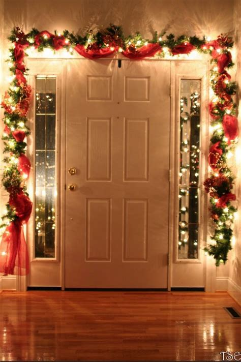 when do you put your decorations up dont forget to decorate the inside of your front door