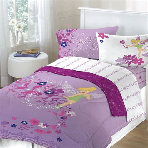 Tinkerbell Disney Bedding For Girls Tinkerbell Bedding Set