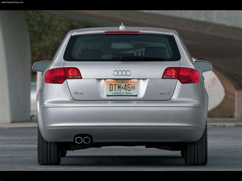 Audi A3 2.0T picture # 12 of 17, Rear, MY 2006, 1600x1200