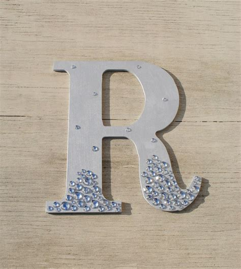 wall letters for bedrooms silver semi bling sparkle wall letters wedding decor