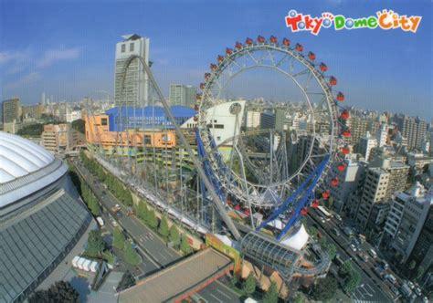 theme park tokyo mark s postcard paradise theme park review
