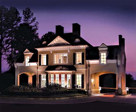 outdoor house spotlights outdoor lights for houses creating welcoming look house lighting