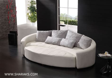 circle couch bed the amazing circular sofa goodworksfurniture