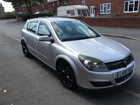vauxhall vxd modified vauxhall astra 1 7cdti similar to golf a3 leon
