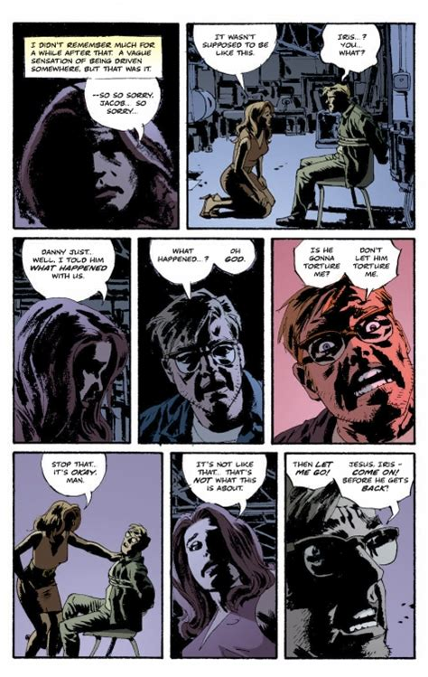 criminals volume 4 fourgy page 45 comic graphic novel reviews april 2015 week five
