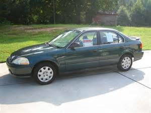purchase used 1998 honda civic lx sedan 4 door 1 6l in