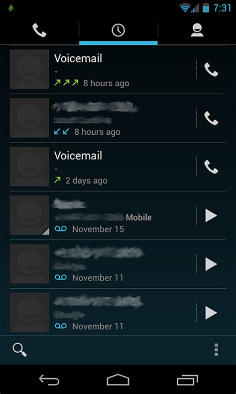 voicemail setup android nexus 4 voicemail android forums at androidcentral