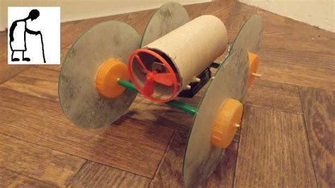 What Can I Make Out Of Toilet Paper Rolls - fan driven toilet roll car