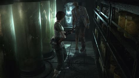 resident evil resident evil 0 hd remaster screens show improved visuals