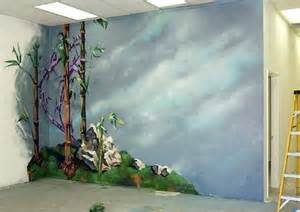 Paint Wall Mural Unique Painting Ideas For Walls Art Paint Pinterest