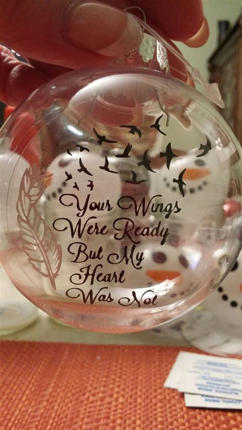 cricut christmas gift ideas floating ornaments cricut pinte