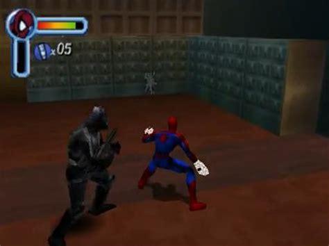 emuparadise spiderman spider man usa rom