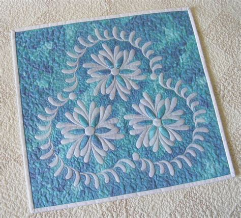 Trapunto Quilt by Small Shadow Trapunto Quilts Geta S Quilting Studio