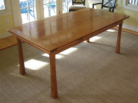 crafted pull out dining table by joseph