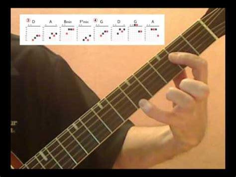 tutorial guitar canon rock pachelbel s canon guitar lesson 1 youtube