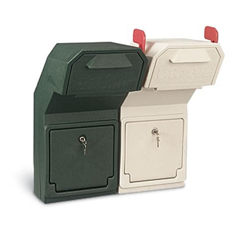 mailguard security mailbox  decorative
