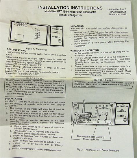 janitrol 18 60 thermostat wiring diagram janitrol heat