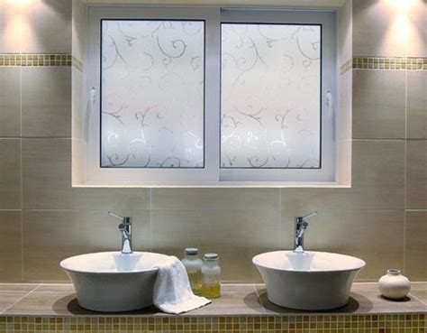 Fenster Im Bad Sichtschutz by Sichtschutzfolie F 252 R Badezimmer Interessante Ideen