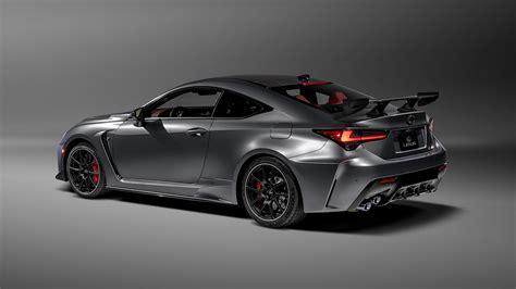 2020 Lexus Rcf Horsepower by The Lexus Rc F Track Edition Is The Hardest Lexus
