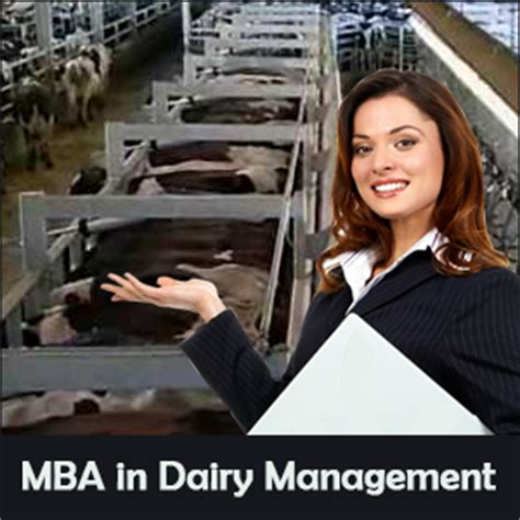 Mba In India Options In Usa by Mba In Dairy Management Prospects Career Options