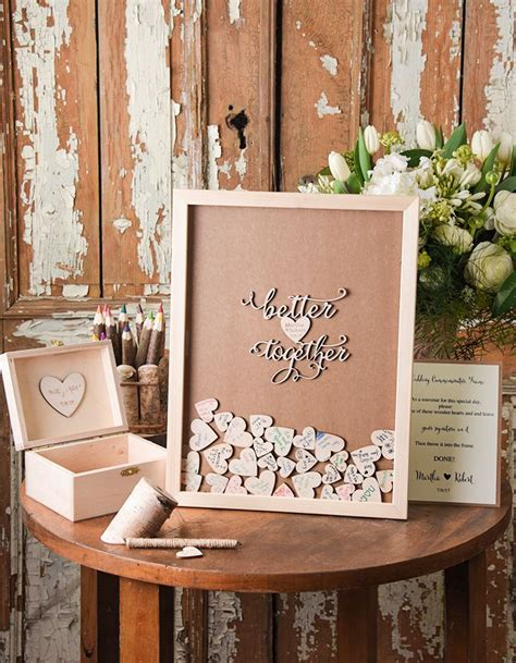 778 best Wedding Guestbook Ideas images on Pinterest